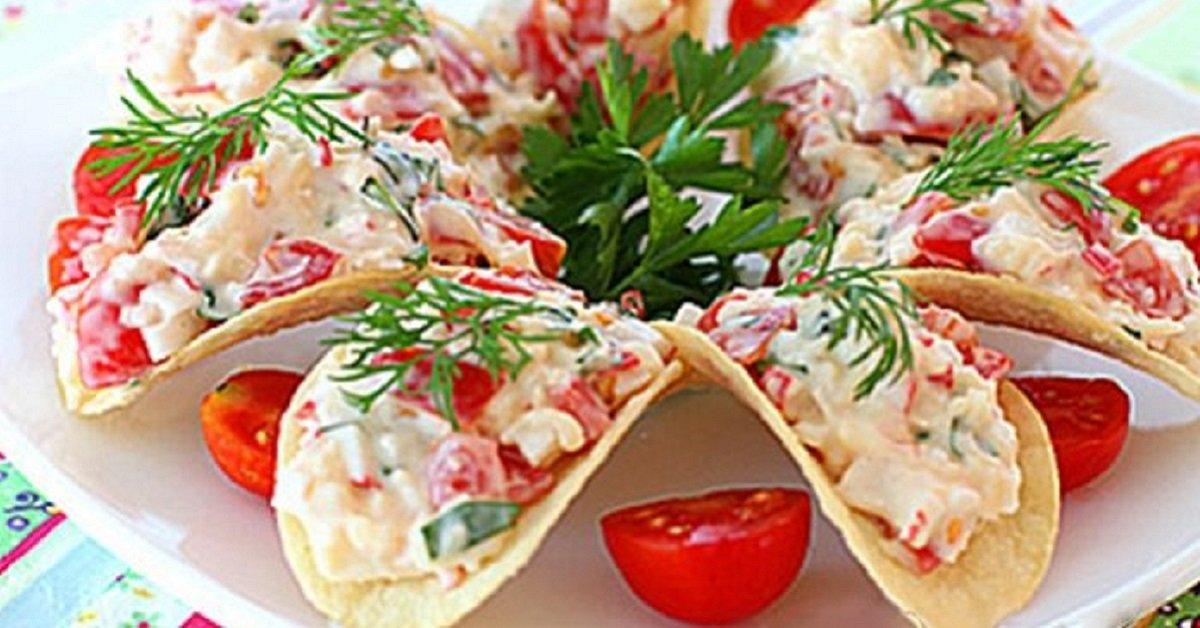 Вкусные салаты и закуски к праздничному столу рецепты