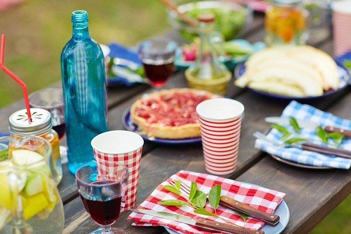 закуски для пикника