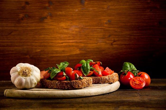 бутерброды и закуски для пикника