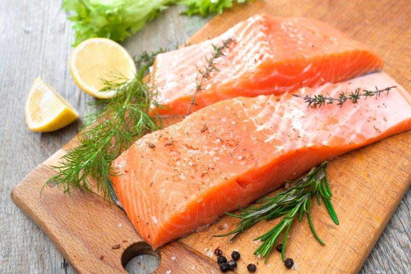 холодные закуски из соленой рыбы