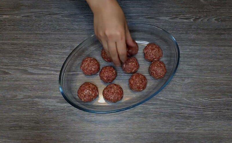 пирог с фрикадельками рецепт