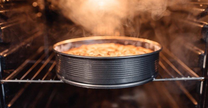 заливной пирог в духовке
