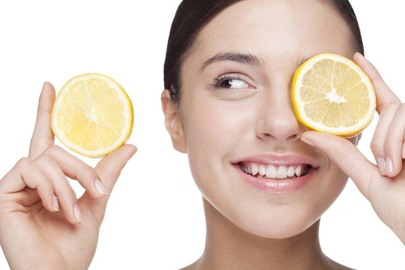 замороженный лимон