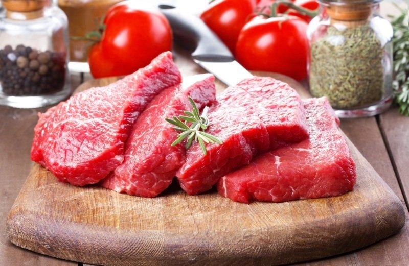 заморозка мяса температура
