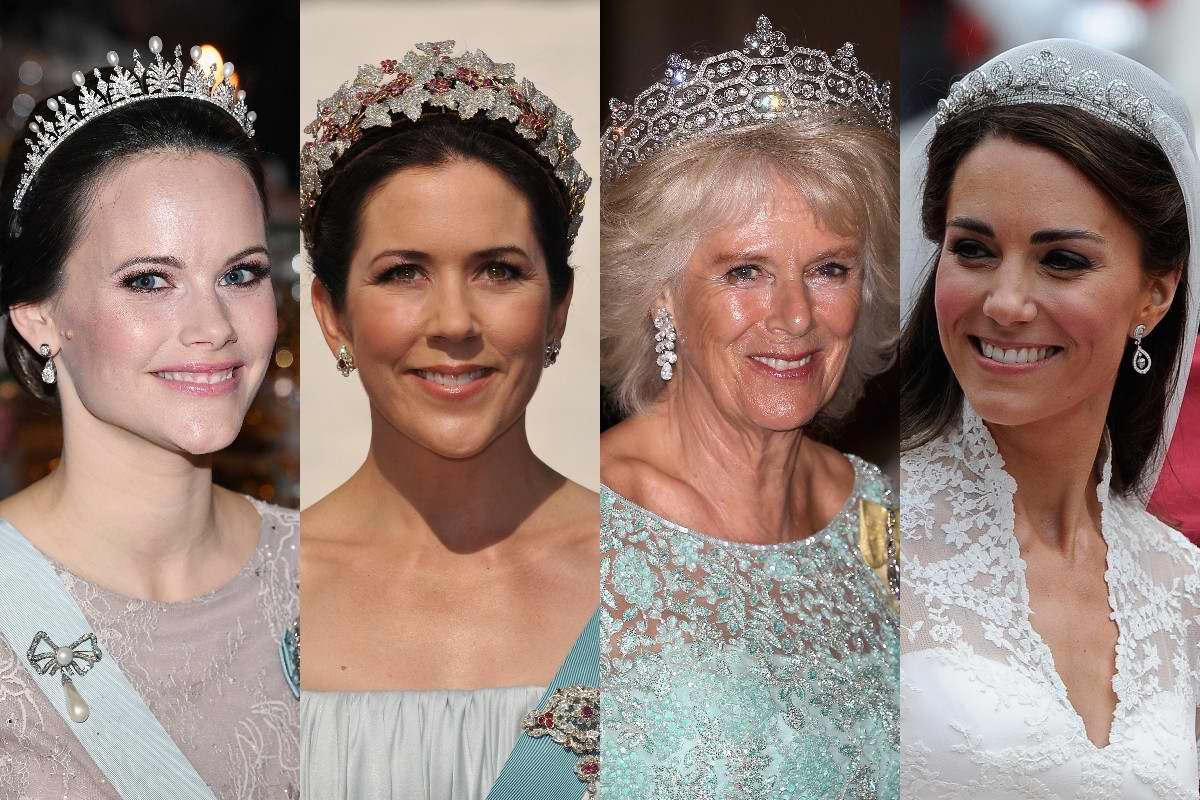 Пока другие лезут на стенку от желания выйти замуж, невесты принцев скромно ждут предложения