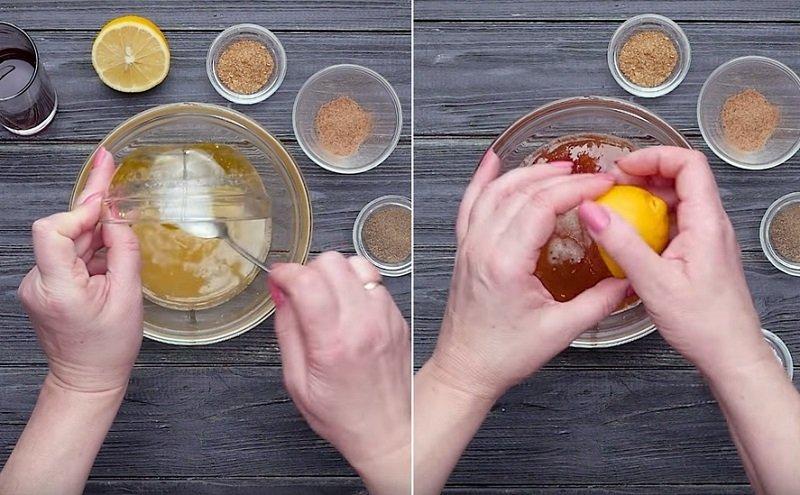 запеченные ребрышки в меду