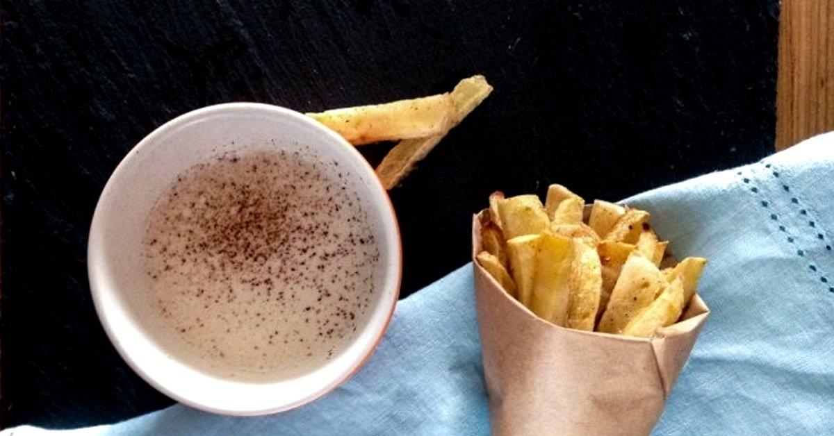 Аппетитное блюдо из любимого плода: и даже не думай, что это обычный картофель фри!