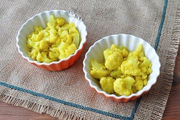Что приготовить на завтрак: питательная запеканка с цветной капустой.