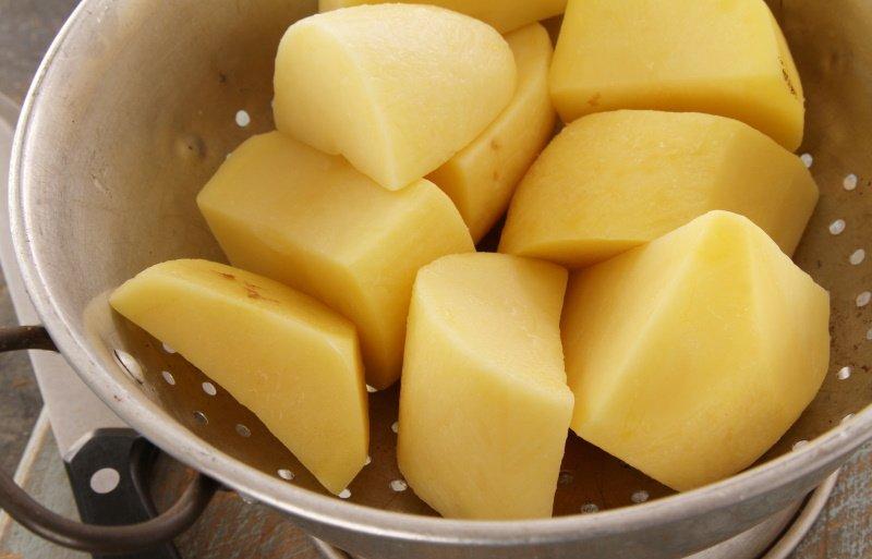 запеканка с картошкой и сыром