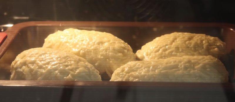 запеканка с картошкой, свининой и сыром