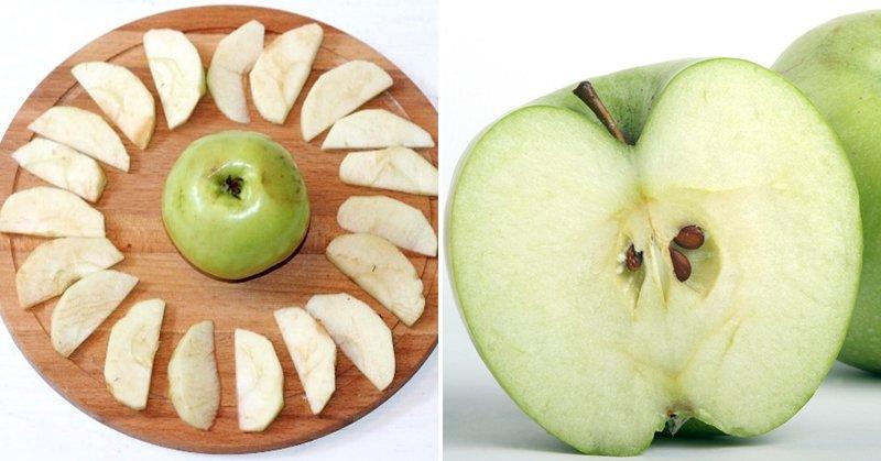 яблочная запеканка в духовке