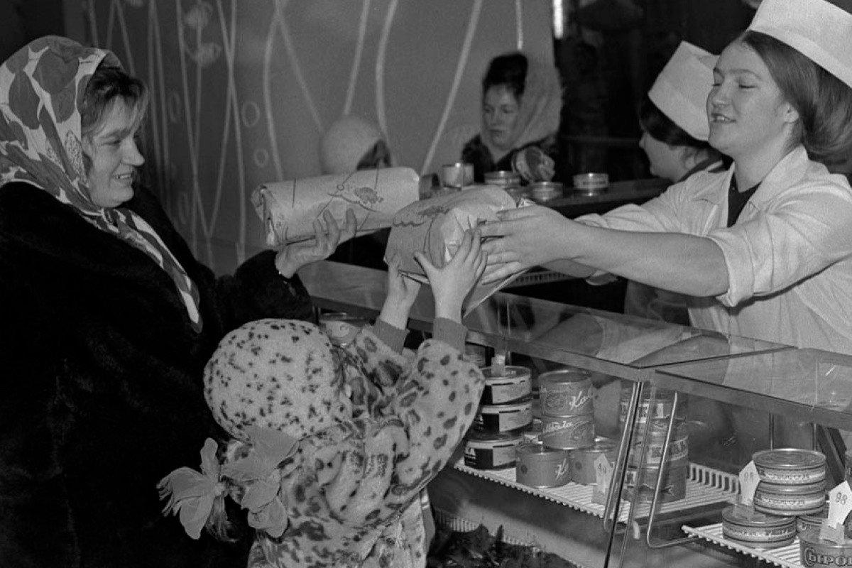 средние зарплаты в СССР