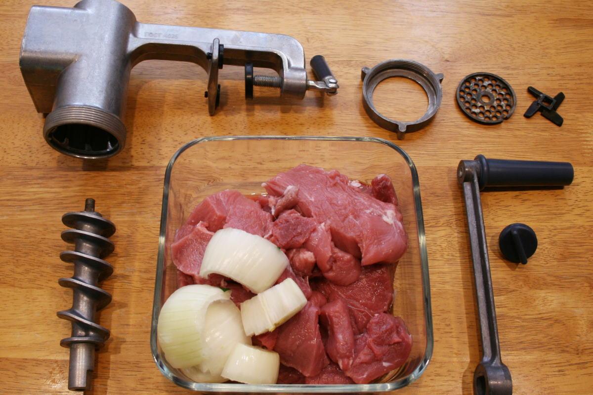 заточка ножей для мясорубки в домашних условиях