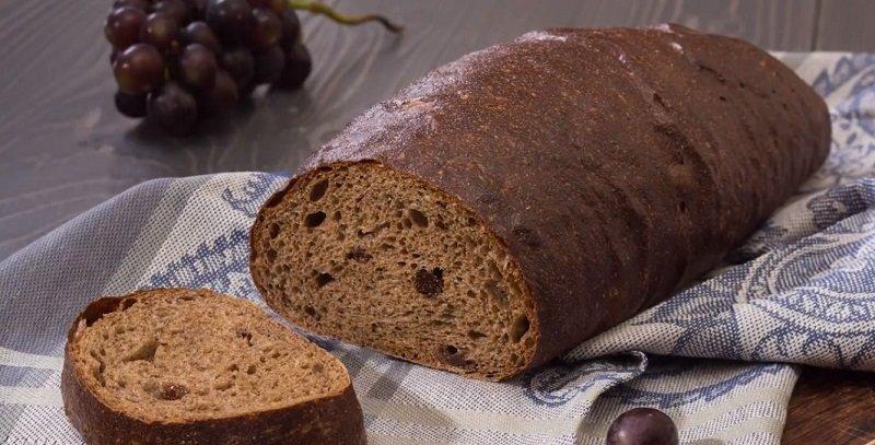 карельский хлеб на закваске
