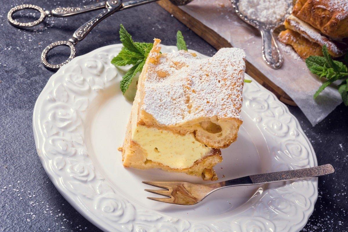 Мастерство приготовления торта «Карпатка»