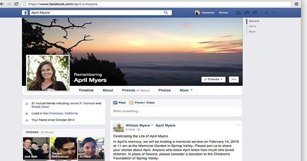 Безумство или светлая память? Facebook теперь дает возможность завещать свою страничку после смерти.
