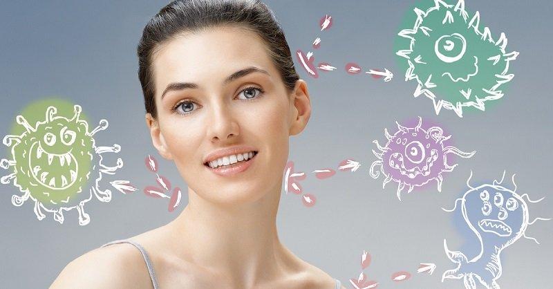 Пробиотики для здоровой кожи лица: бактерии, которые нужны сухой, жирной или увядающей коже лица