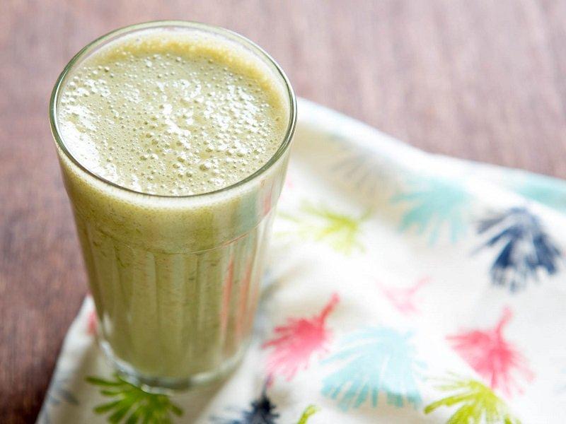 зеленый кефир для похудения