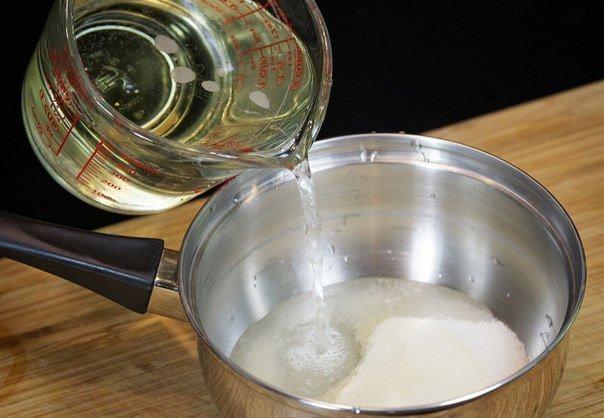 приготовление желе из вина