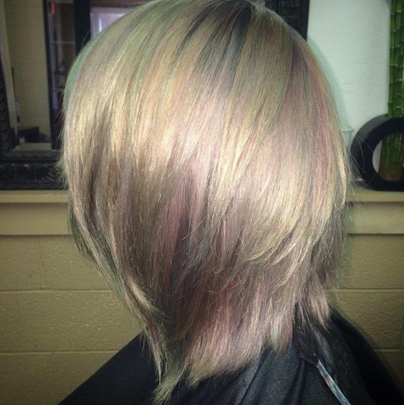 жемчужный цвет краски для волос