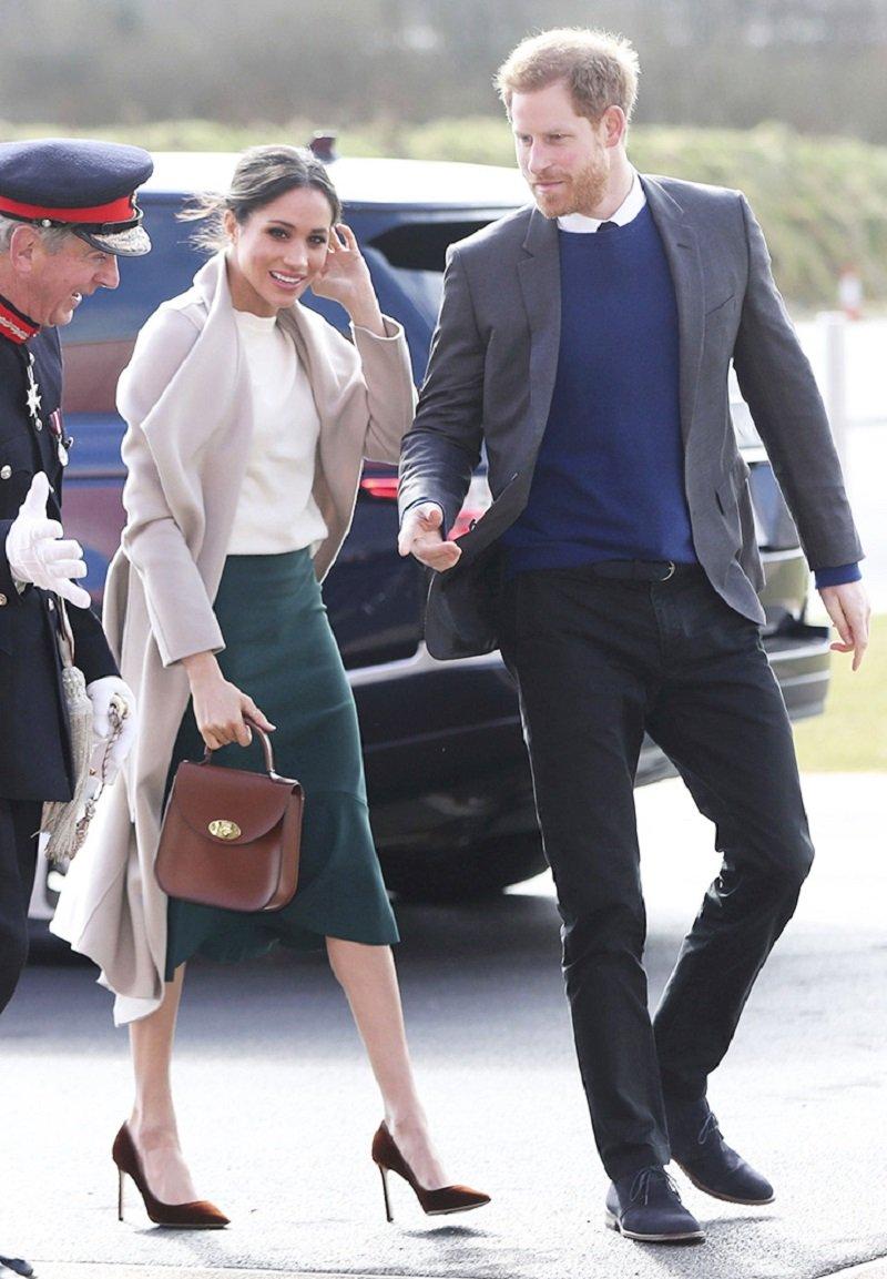 меган маркл жена принца гарри