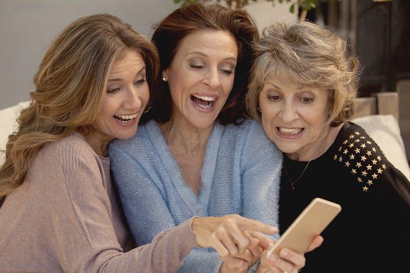 возраст для женщины не самое главное
