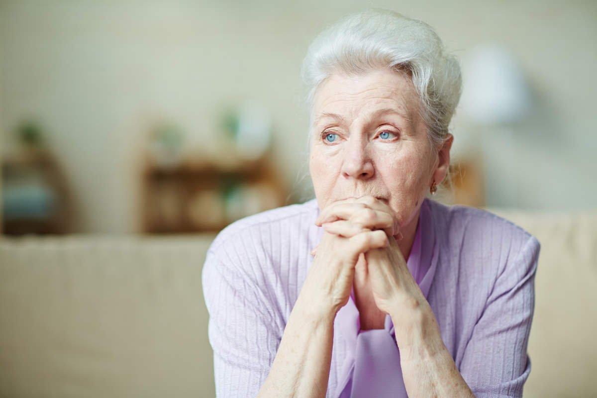 бабушка пенсионерка