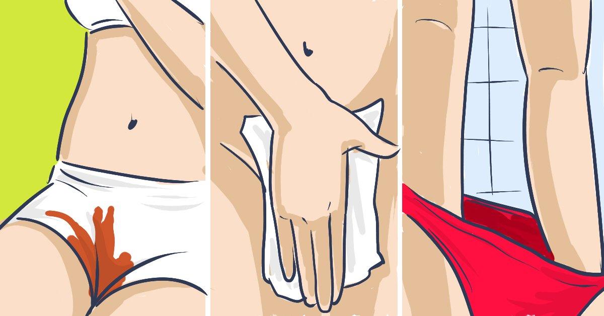 Любят ли девушки заниматься сексом в менструацию