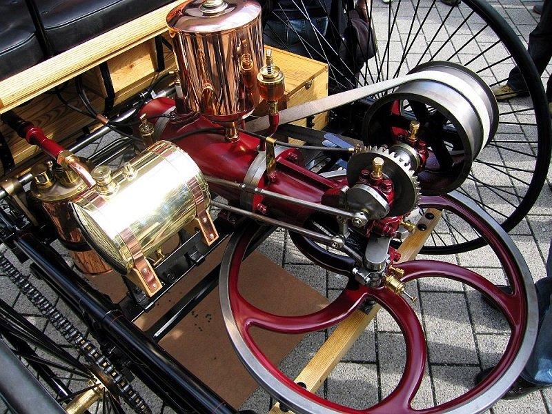 карл и берта бенц рождение автомобиля