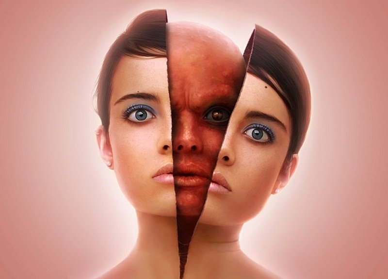 женщины без макияжа