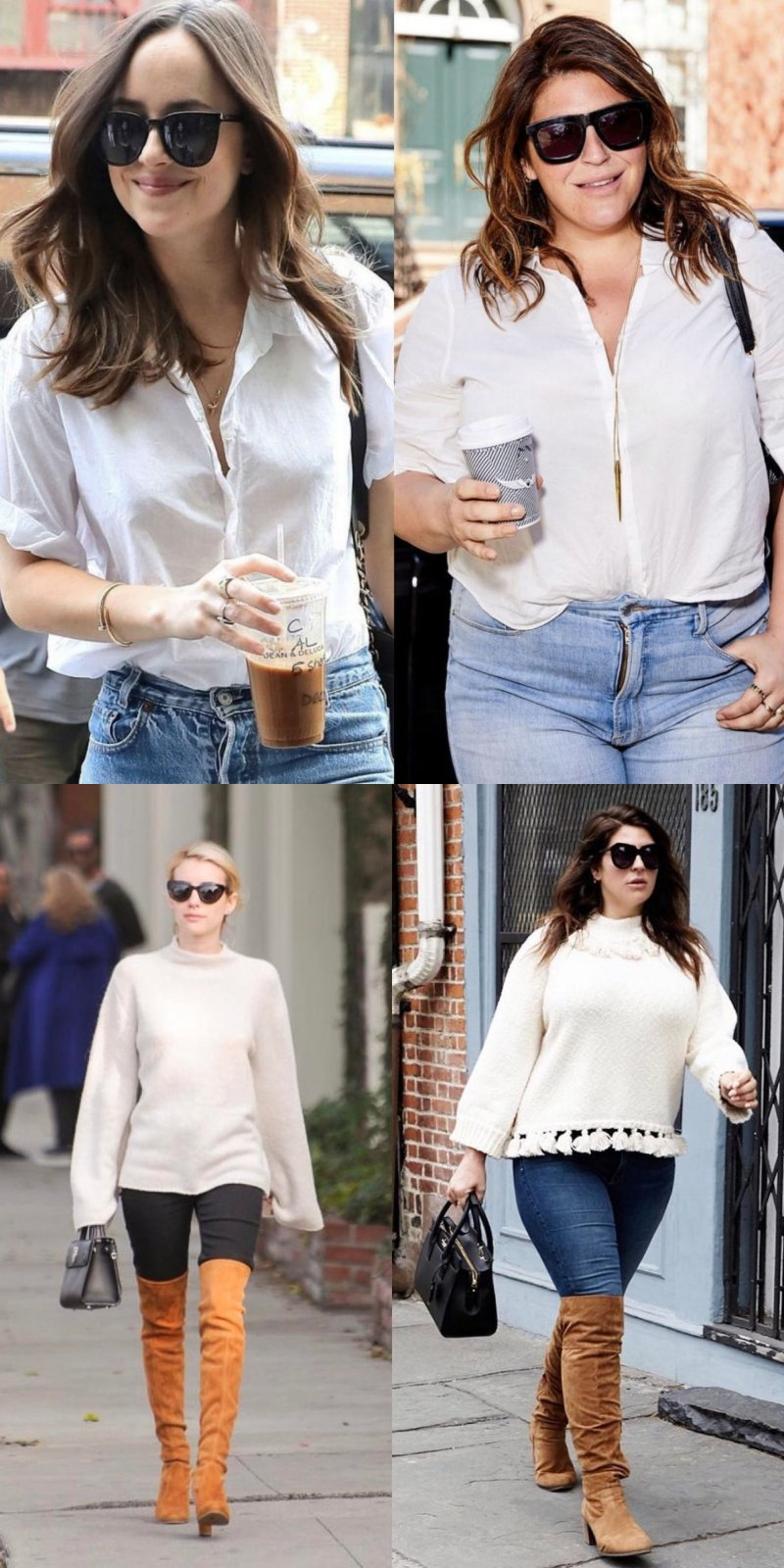 как одеваться девушке с пышными формами