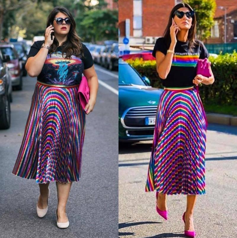 модные советы для женщин с пышными формами