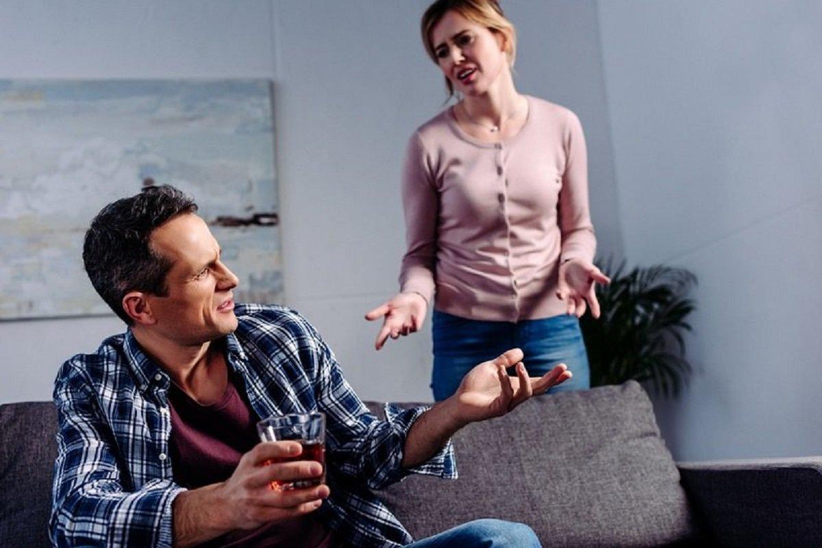 жены против мужей прричины