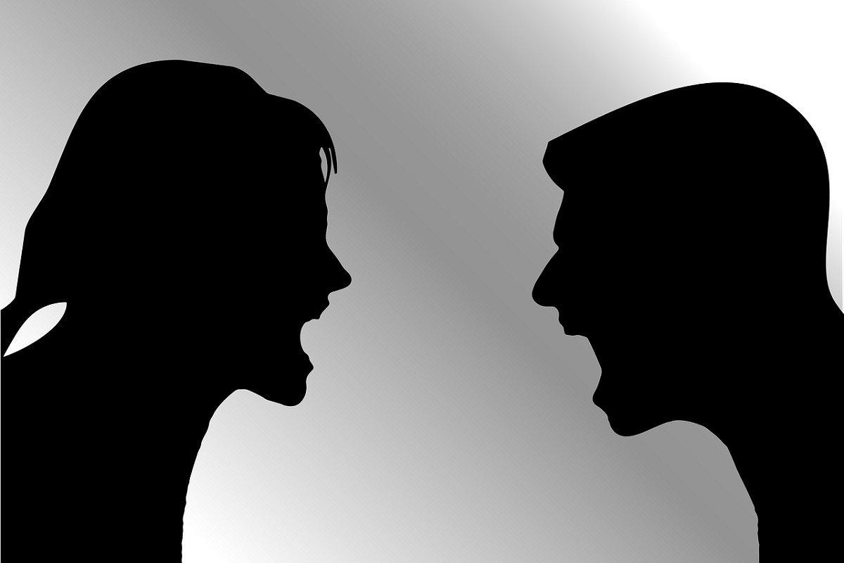 жены против мужей
