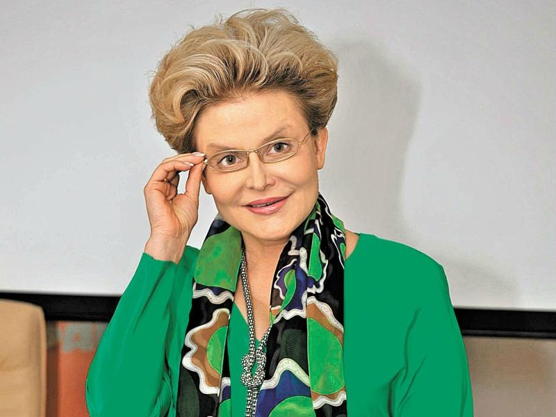 Елена Малышева за 8 дней преобразила себя в прекрасную царицу, питаясь именно так