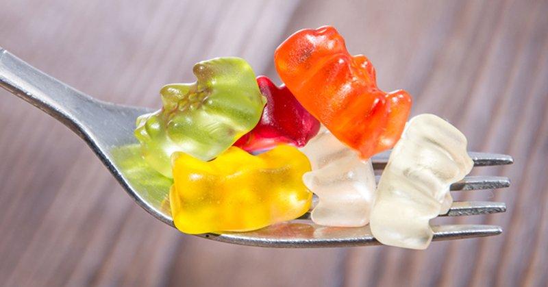 жевательные конфеты<
