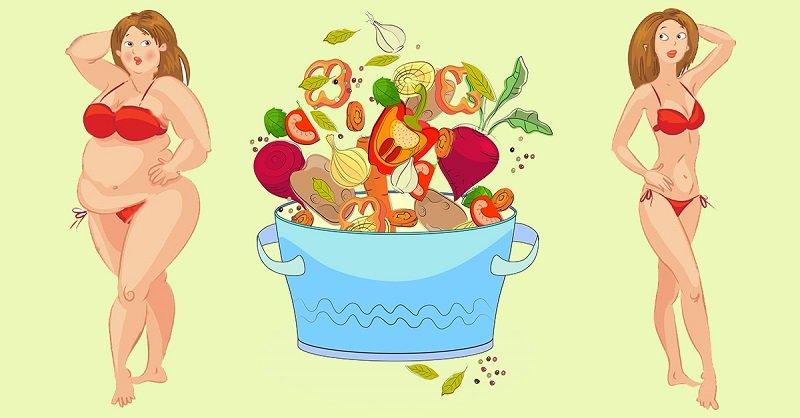 9 продуктов, которые буквально съедают твой жир