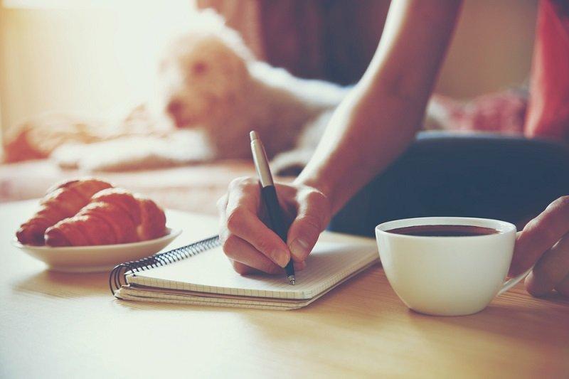 кофе утром фото
