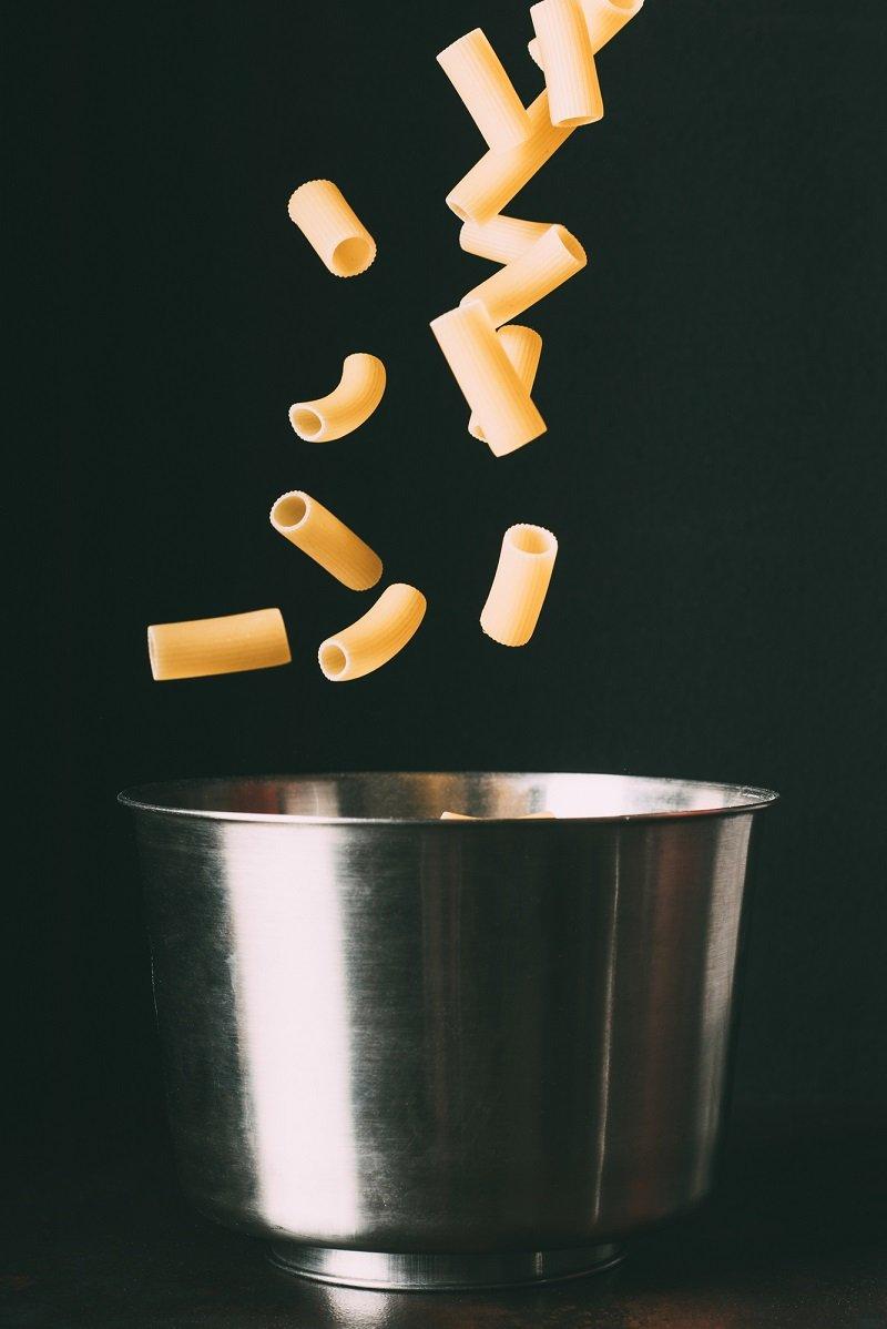 паста ригатони рецепт