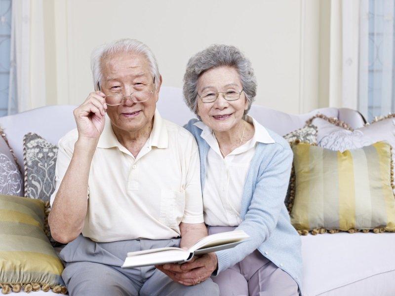 пенсионеры за границей