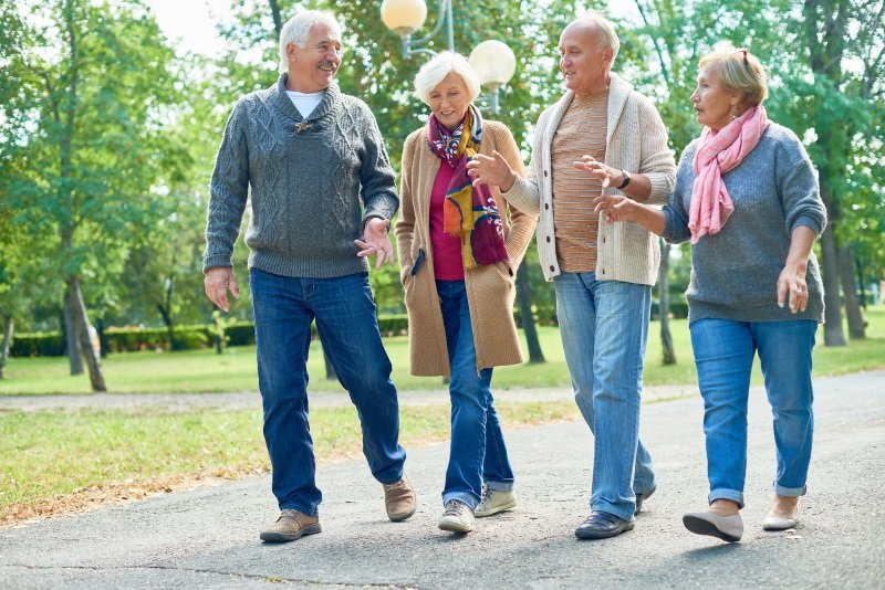 пенсионеры и спорт