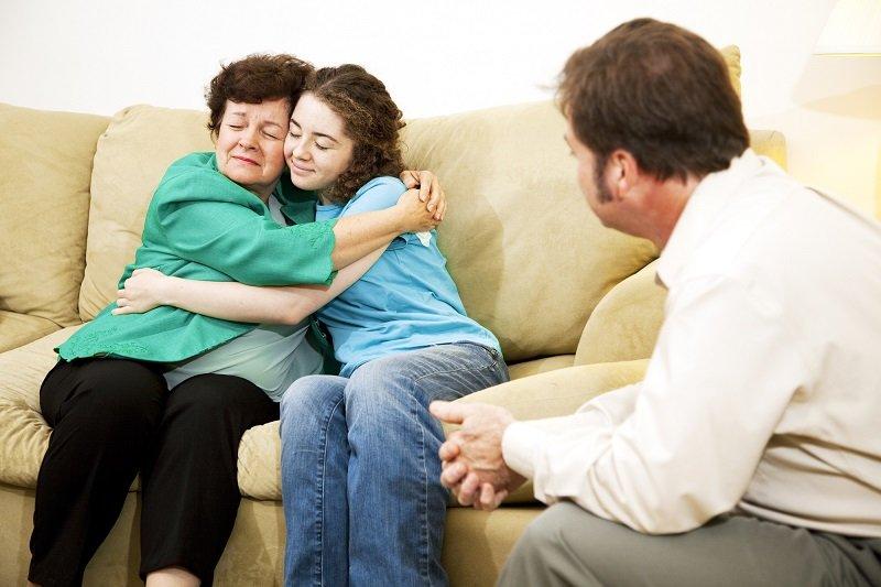 молодая семья жизнь с родителями