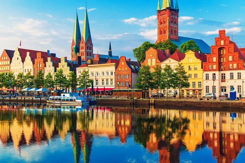немецкий город фото