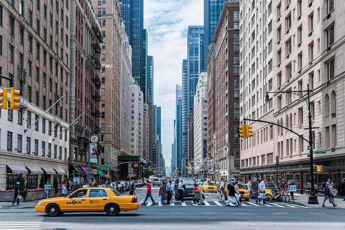 К чему не могла привыкнуть подруга, что укатила на ПМЖ в Нью-Йорк Вдохновение,Америка,Жилье,Заграница,Культура,Путешествия
