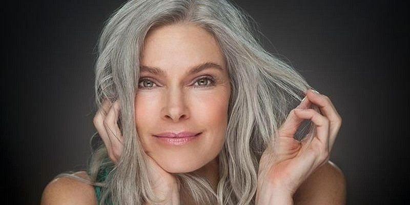 женщина в зрелом возрасте